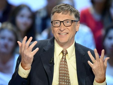 Bill Gates doesn't regret dropping out of Harvard