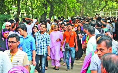 BUET admission  seekers suffer