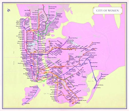 Solnits Subway Map Video.City Of Women The Asian Age Online Bangladesh