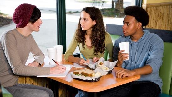 Fast food restaurant dangers