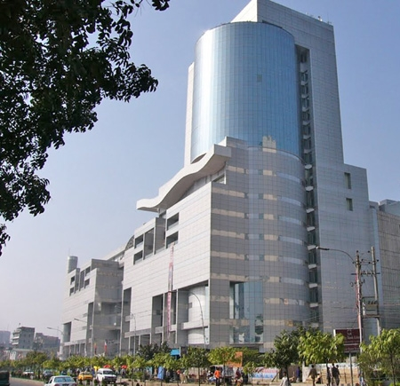 The second largest shopping mall in Bangladesh