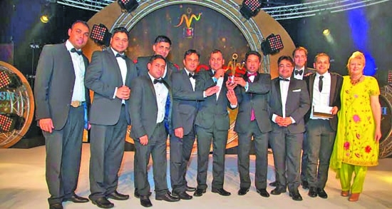 12th British Curry Awards program