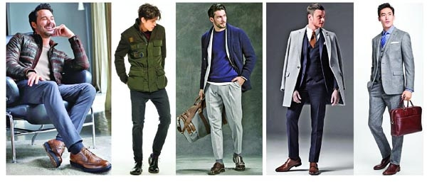 Men's shoe trends