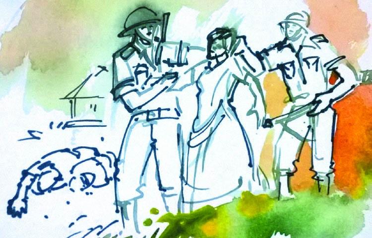 Women's role in Bangladesh liberation war