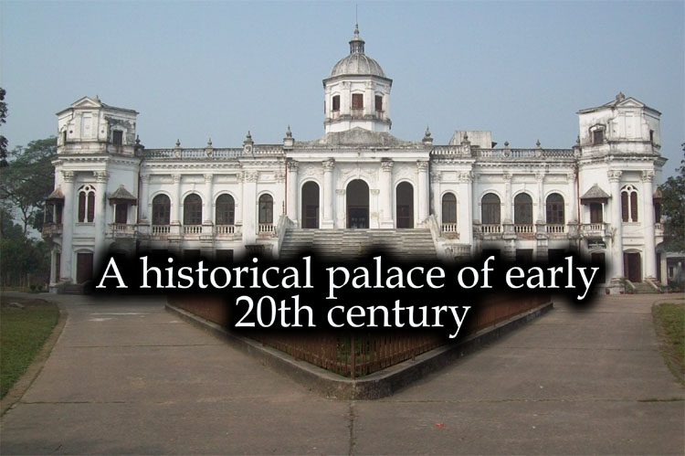 A historical Palace of early 20 th century
