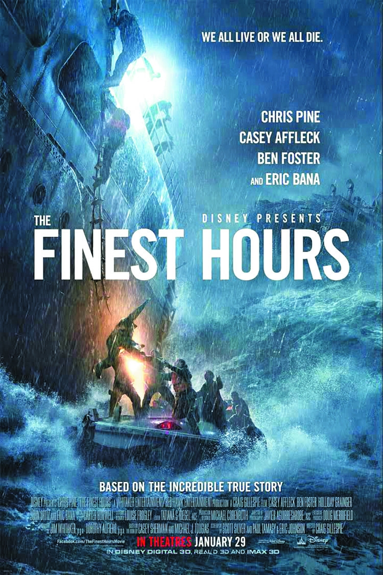 The Finest Hours: A breathtaking rescue