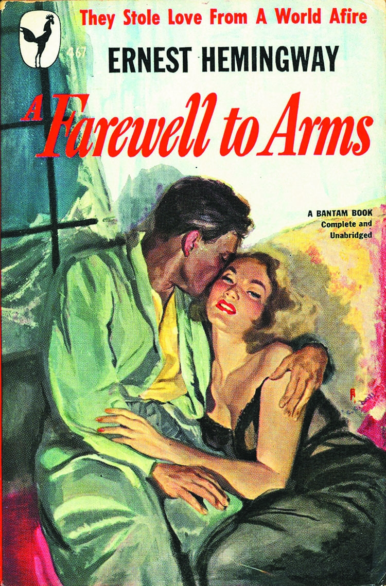 Tale of amour and other events of World War-I