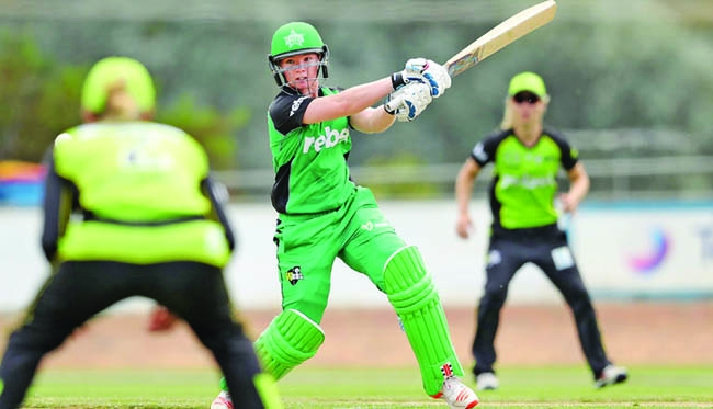 Women's cricket gains in numbers and visibility