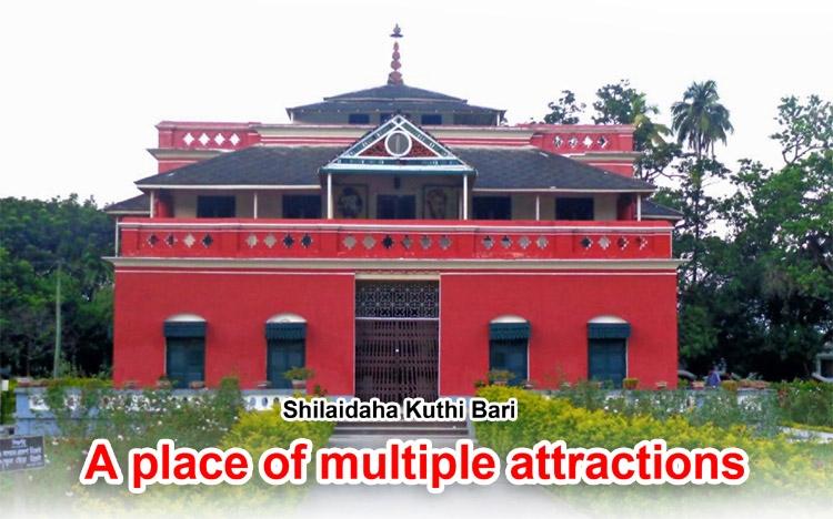 Shilaidaha Kuthi Bari