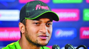 Shakib, Fizz, Al-Amin in ToI T20 XI of the year