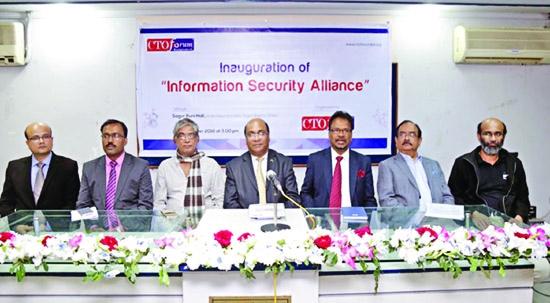 ISA begins journey under CTO Forum