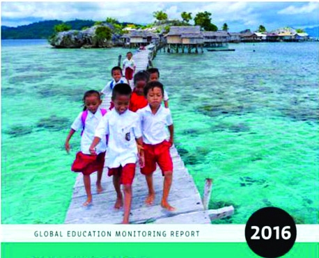 The quest for sustainable development  through equitable and quality education