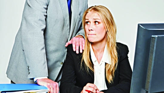Workplace bullying  and eve teasing