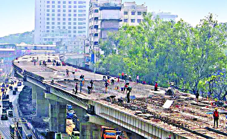Ctg flyover to open ahead of schedule