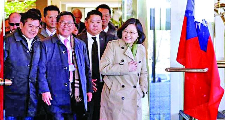 Beijing will take revenge, warned Chinese media