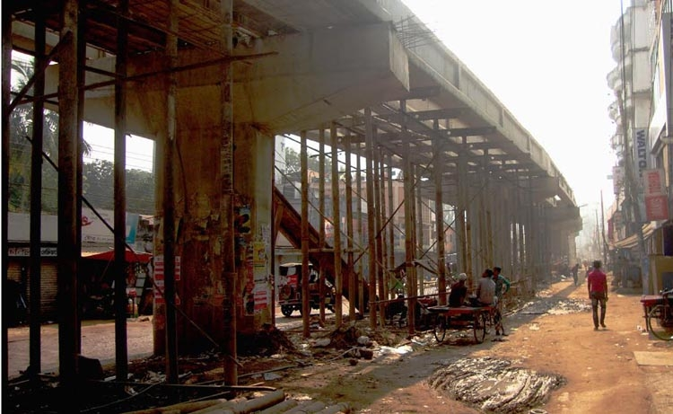 B'baria flyover: A time-befitting project