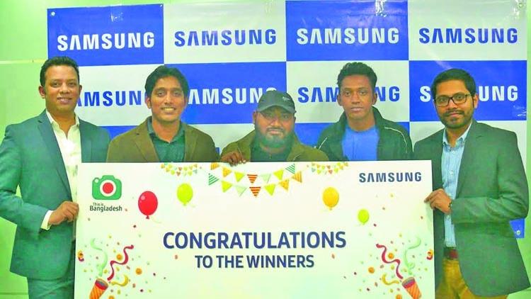 Samsung  organizes  photography contest on Bangladesh