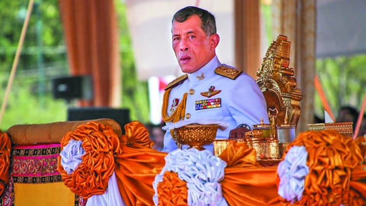 Thai new King Vajiralongkorn orders charter amendment