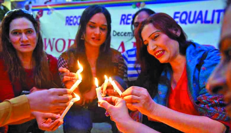 Transgender counted  1st time in Pakistan