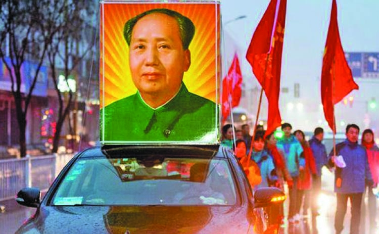 Chinese professor sacked after criticizing Mao Zedong