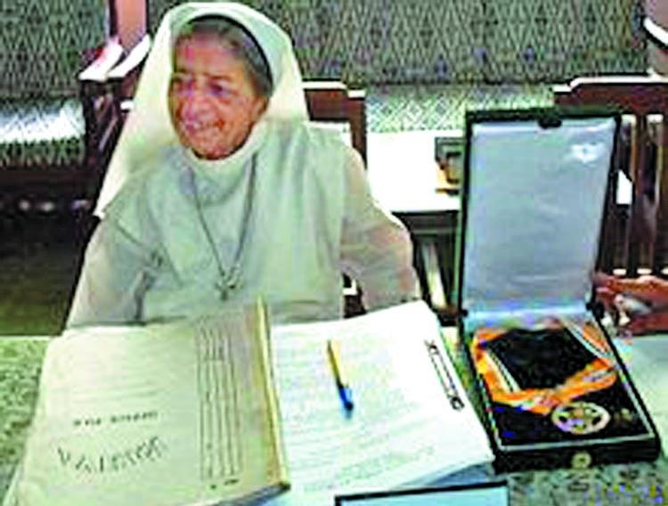 Sister Mary Emily