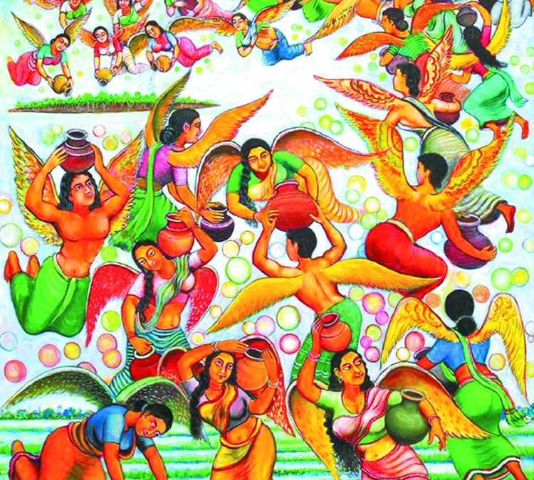 A chronicle of Eternal Bengal