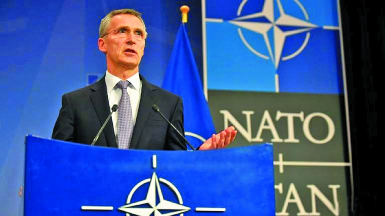 NATO maintains confidence in Donald Trump security