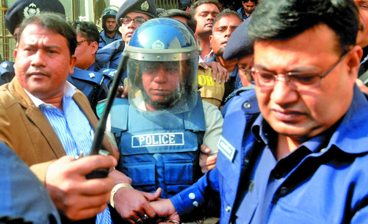 Death for Nur Hossain, 25 others