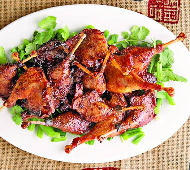 Nutrition facts in duck meat