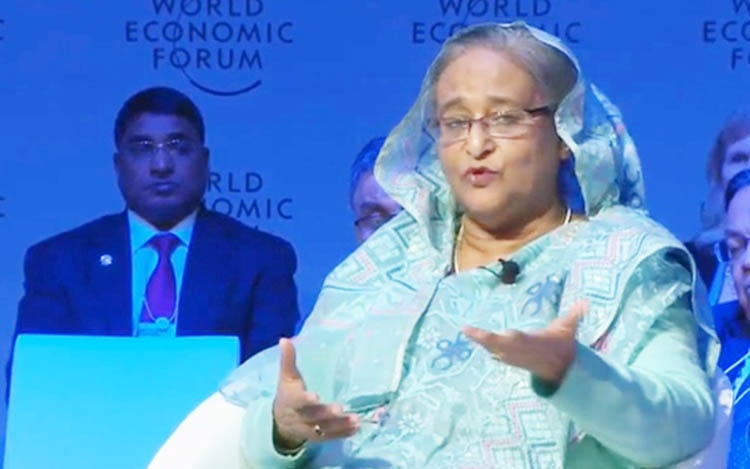 Bangladesh in 2017 Davos: Some reflections
