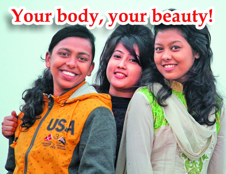 Your body ,Your beauty