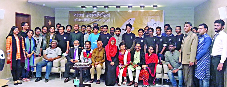 Bangla Wikipedia celebrates its 13th anniversary