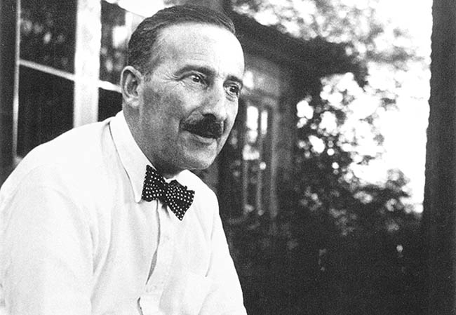 When it's too late to stop fascism: Stefan Zweig