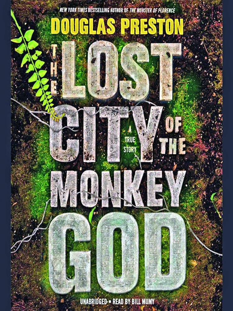 A novelist scours the Honduran jungle for pre-columbian ruins