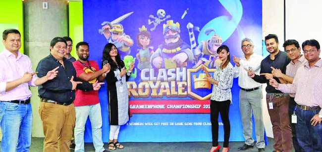 Clash Royale Grameenphone Championship 2017 Starts