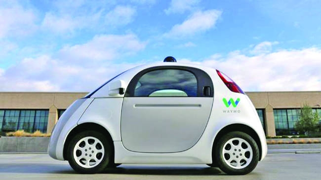 Google's self driving firm sues Uber