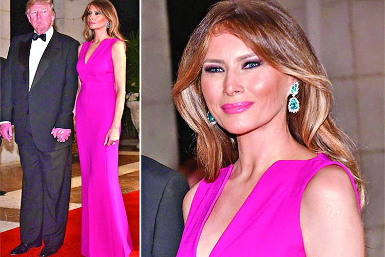 Melania would have been banned from US!