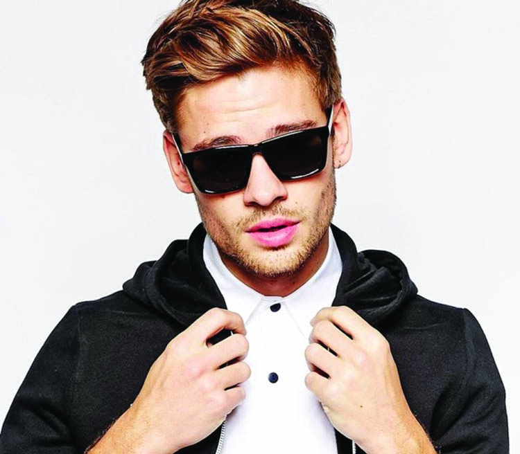Men's sunglasses for your face shape