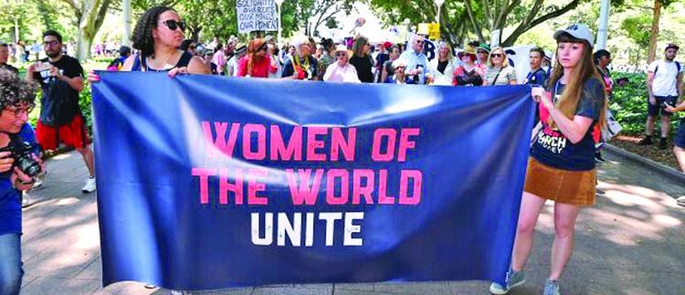 Women's Day history