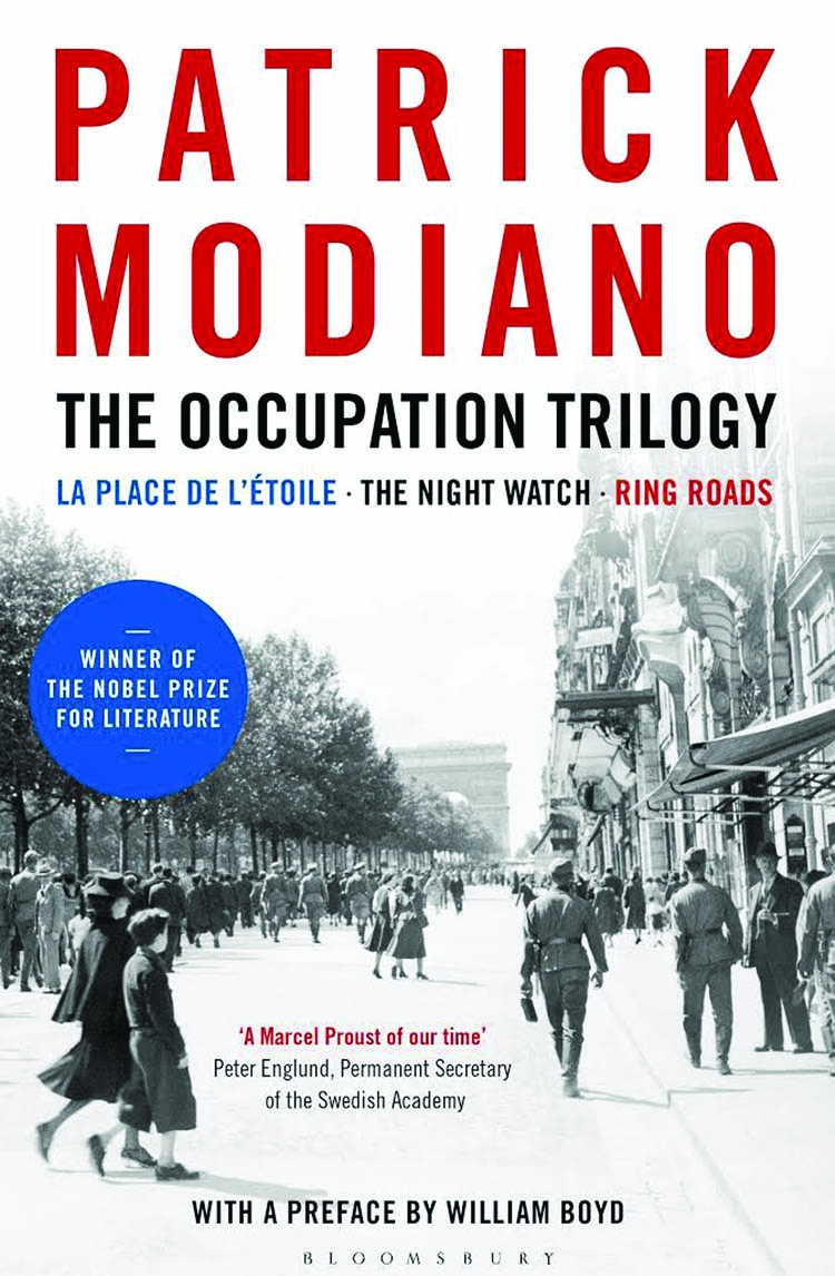 Modiano: An author of Paris mysteries keeps his own