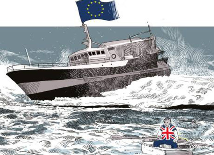 UK is not ready for Brexit