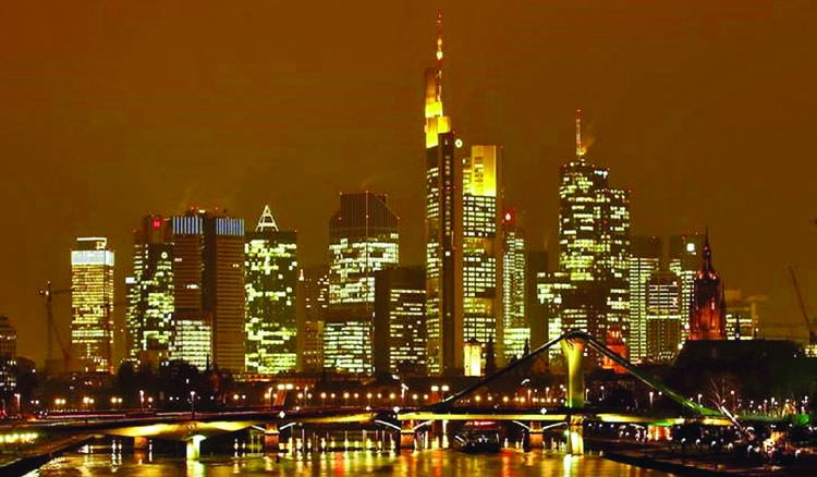 German growth outlook remains high