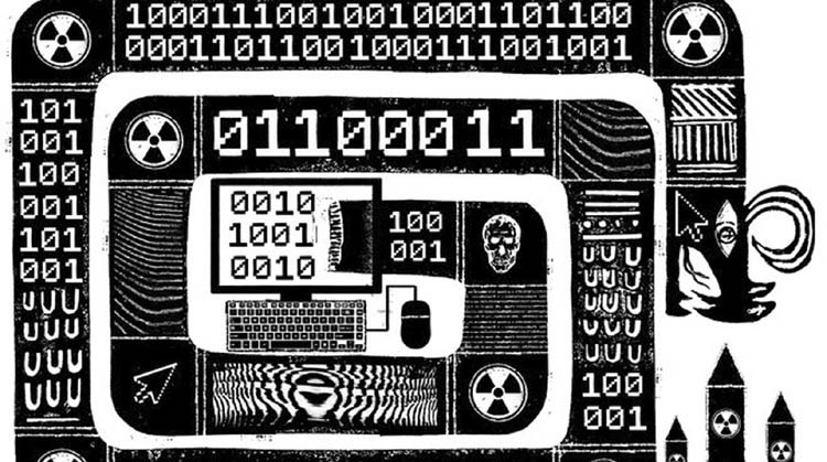Nuclear weapons can be hacked