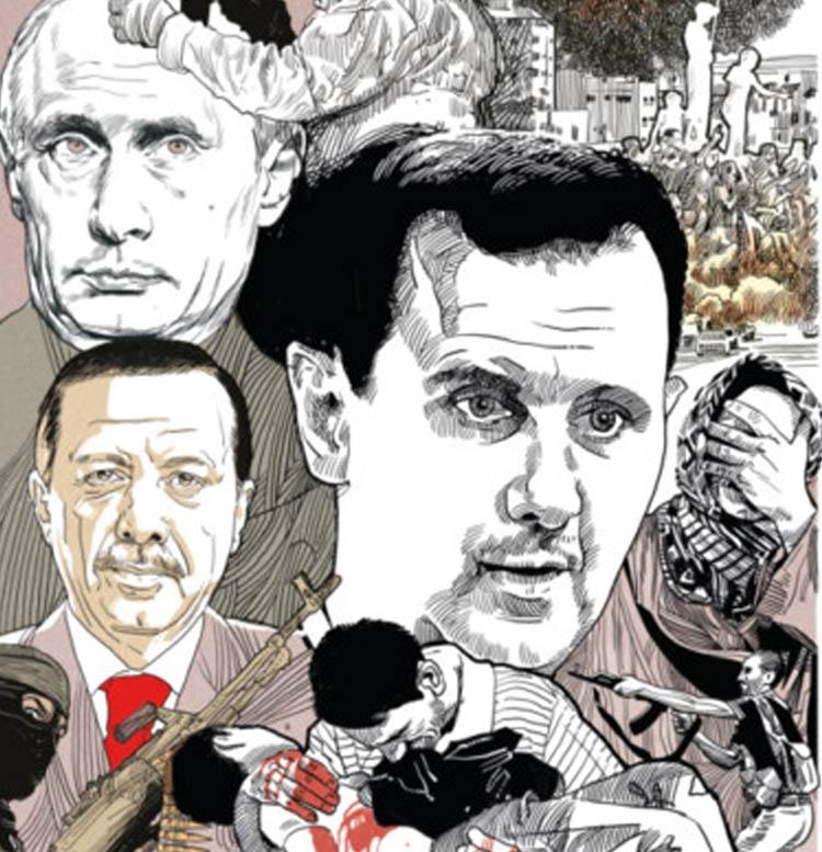 Understanding the Syrian matrix