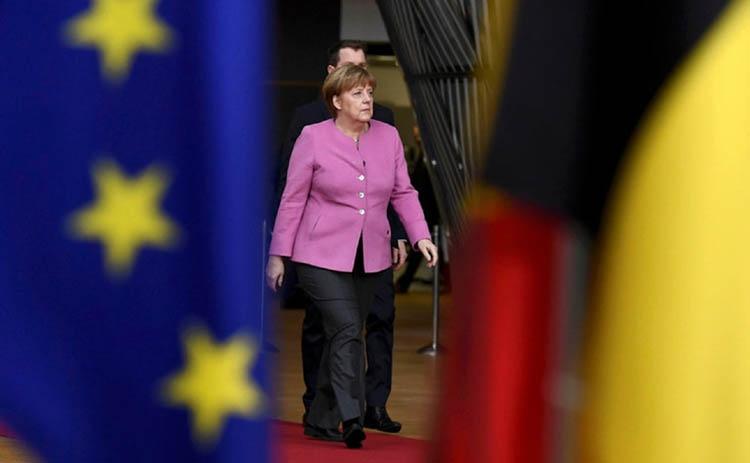Will Angela Merkel save the West