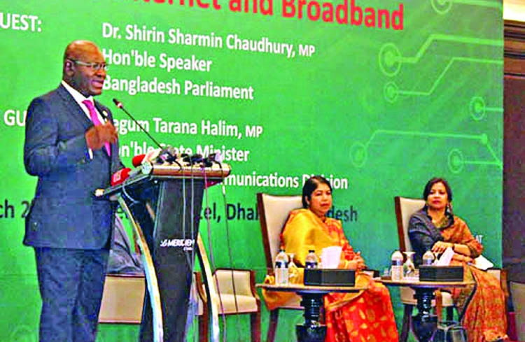CTO lauds BD for making internet safe for citizens