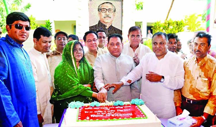 Bangabandhu's birthday celebrated in port city