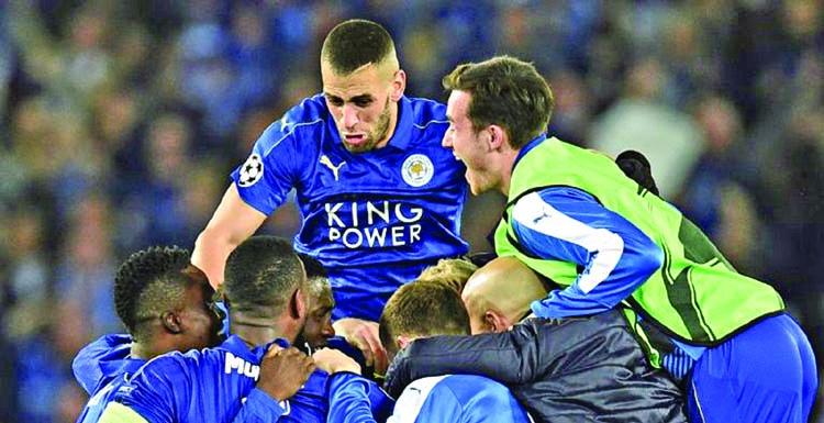 Leicester have Champions League rivals running scared
