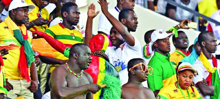 Mali banned from international football