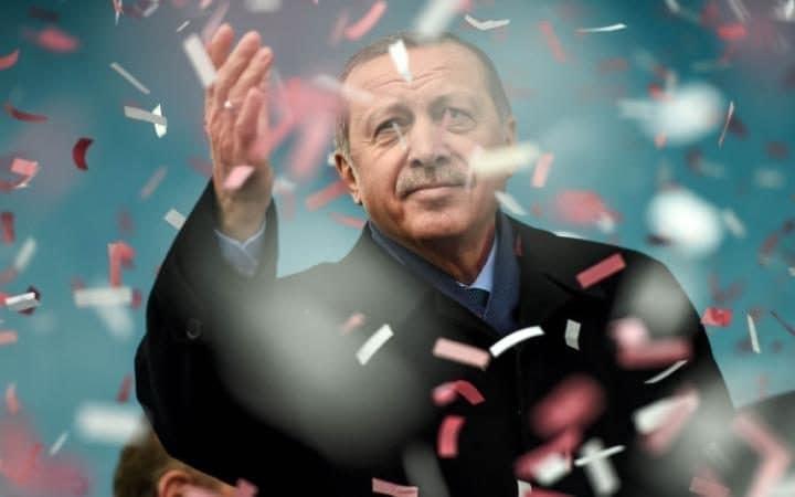 Erdogan calls on Turkish families in Europe to have five children